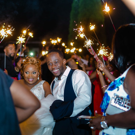 Historic Mankin Mansion Wedding Richmond VA : Sam & Fleurpa