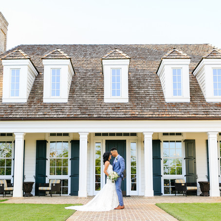 Potomac Shores Golf Club Wedding: Brandan & Jade