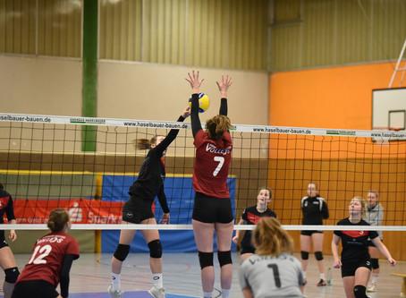 Volleys scheitern an der Geduld des Gegners