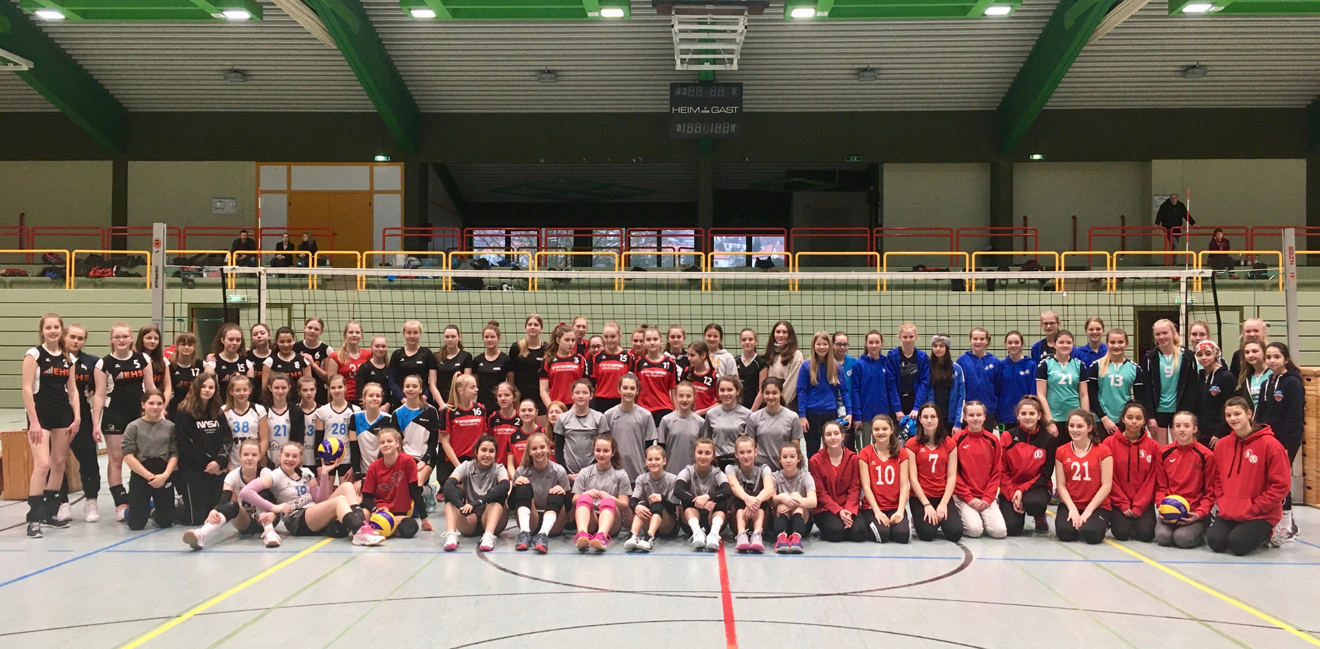 U16 Hessenjugendpokal in Biedenkopf