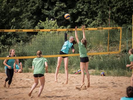 Volleyballerinnen starten wieder durch!