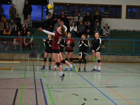 Volleys kommen zu spät auf Betriebstemperatur