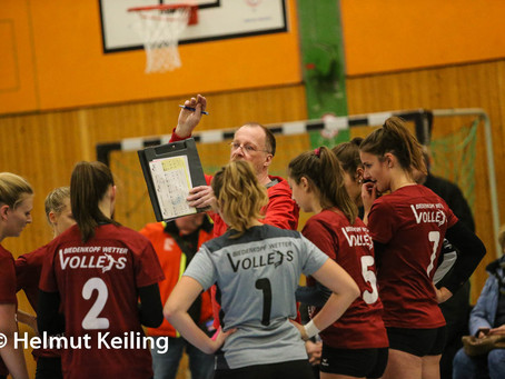 Volleys ohne Fortune