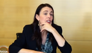 New Zealand PM Jacinda Ardern Admits She Created Two Classes of People: The Vaxed and the Unvaxed