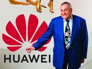 Huawei is hiring Democratic lobbyist Tony Podesta as a consultant