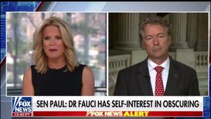 Senator Rand Paul Requesting Criminal Referral for Fauci
