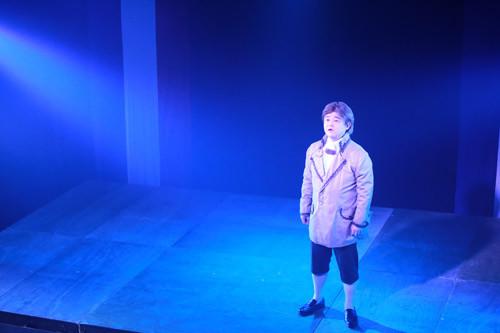 前回公演「Bleu ~青嵐の憧憬~」