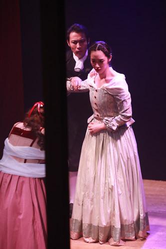 前回公演「Blanc ~空白の抱擁~」