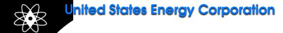 United States Energy Corp