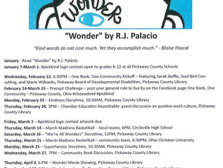 Pickaway County Events in March!