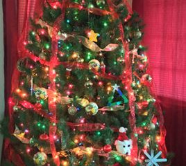 Tree Decorating Contest Winner Announced!