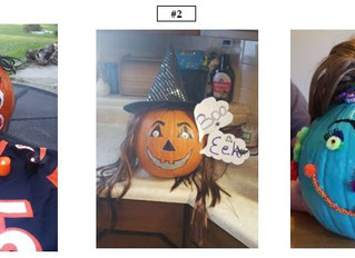 Calling all Frontier Community Services' Staff!  Cast Your Vote:  Happy Harvest Jack-O'-Pumpkin
