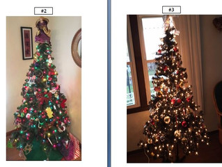 First Annual Tree Decorating Contest!