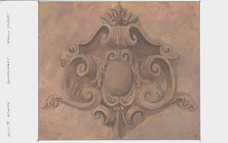 Cartouche Painting