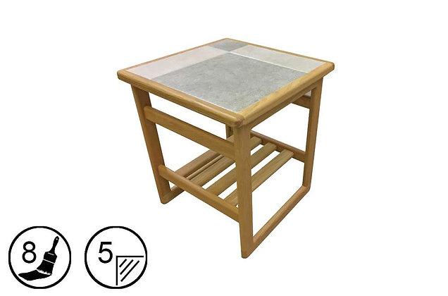 Hanley Lamp Table - Tile Top