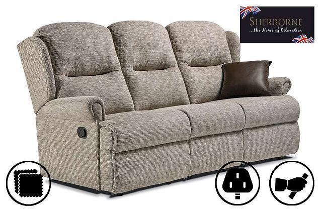 Sherborne Malvern Standard 3 Seater Recliner Sofa