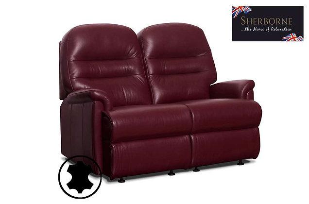 Sherborne Keswick Leather Small 2 Seater Sofa