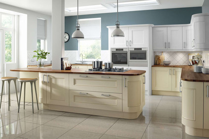 Marpatt Edwardian Collection - Mowbray Craft in White and Edwardian White