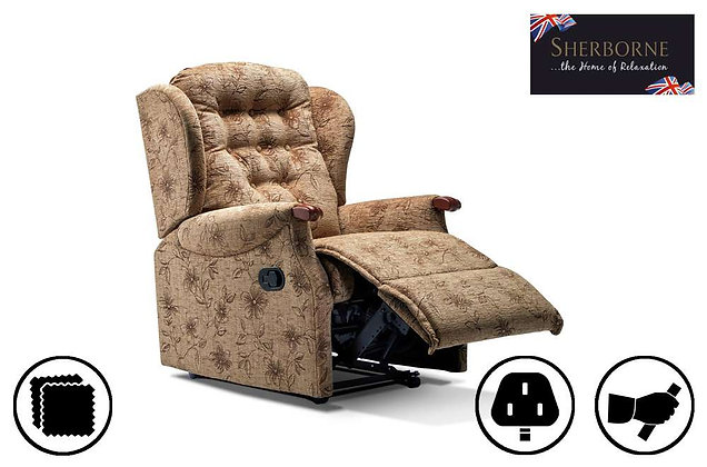 Sherborne Lynton Knuckle Small Recliner Chair