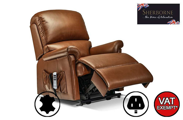 Sherborne Nevada Leather Lift & Rise Care Recliner Chair