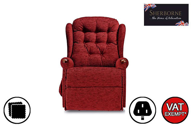 Sherborne Lynton Knuckle Royale Lift & Rise Care Recliner Chair