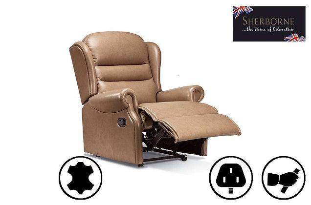 Sherborne Ashford Leather Royale Recliner Chair