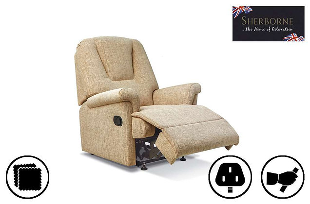 Sherborne Milburn Petite Recliner Chair