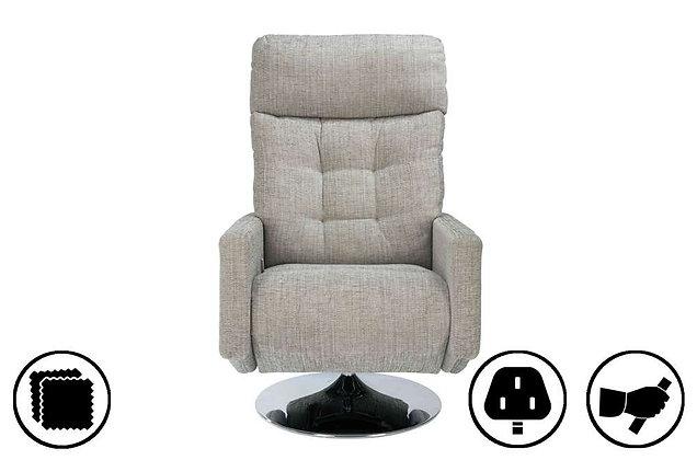York Grande Swivel Recliner Chair