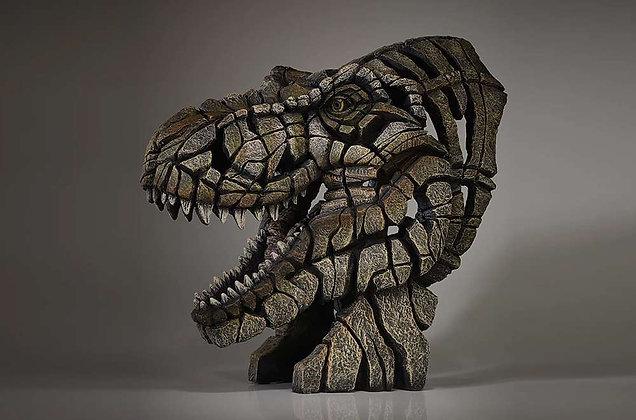 Edge Sculpture T Rex Bust
