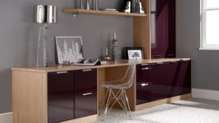 Hepplewhite Fitted Home Office   Gordon Busbridge Furniture   Hastings, Eastbourne, Seafrod, Bexhill, St Leonards on Sea