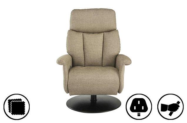 Oxford Grande Swivel Recliner Chair