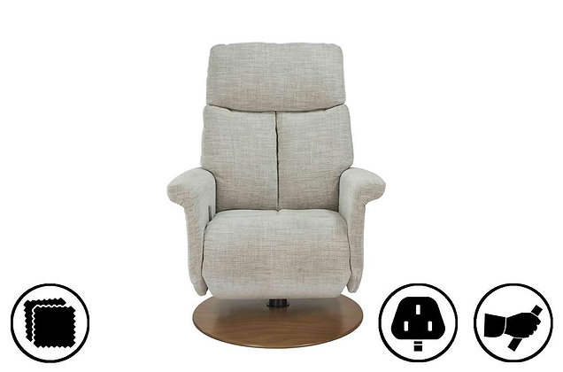 Cambridge Standard Swivel Recliner Chair