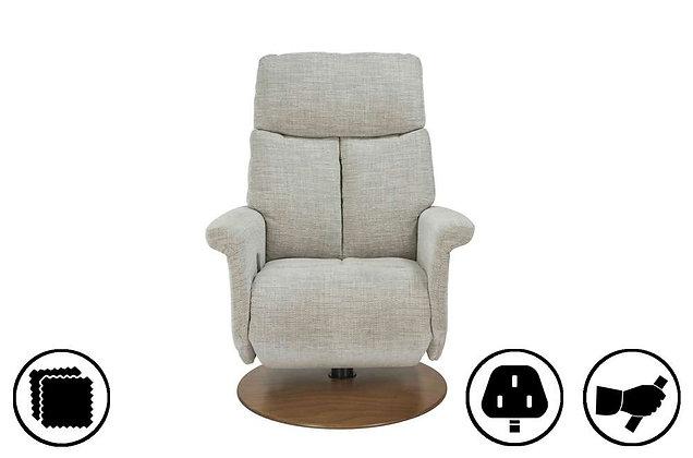 Cambridge Grande Swivel Recliner Chair