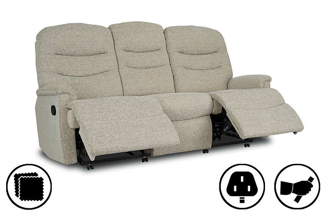 Corfu 3 Seater Recliner Sofa