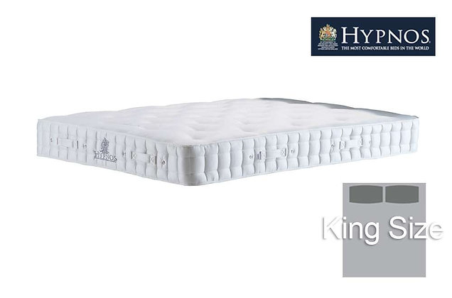 Hypnos Cypress Deluxe King Size Mattress