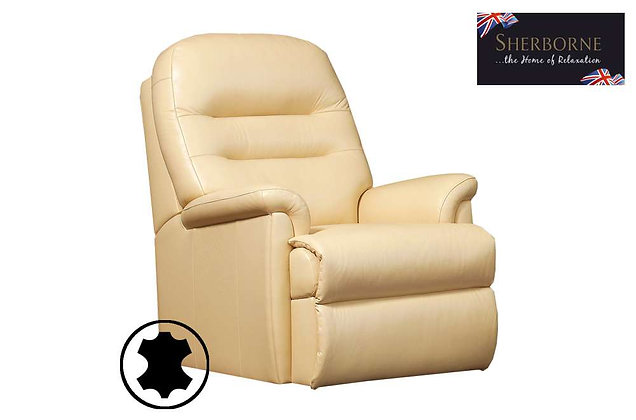 Sherborne Keswick Leather Armchair