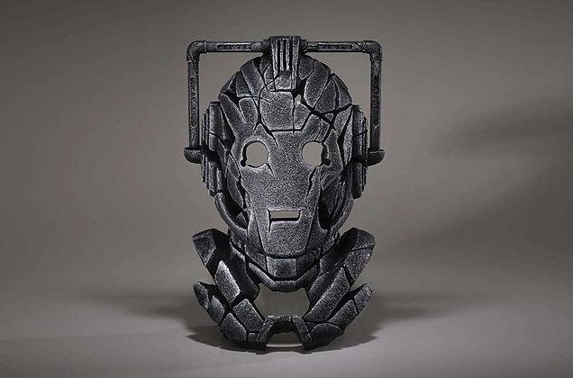Edge Sculpture Cyberman Bust