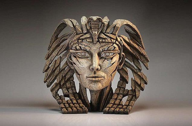 Edge Sculpture Cleopatra Bust - Desert