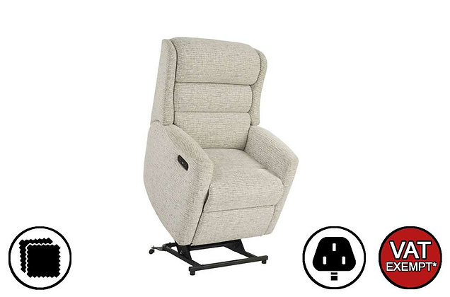 Crete Standard Lift & Rise Recliner Chair