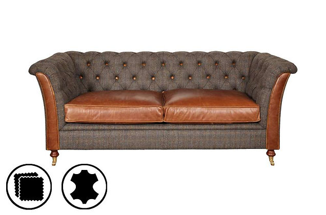 Heritage Nuffield 2 Seater Sofa