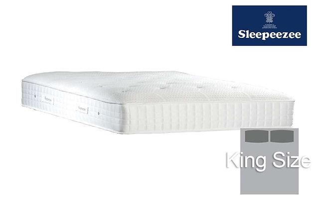 Sleepeezee Sensoria Sunset 1400 King Size Mattress