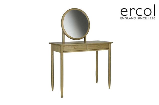 Ercol Teramo Dressing Table with Mirror