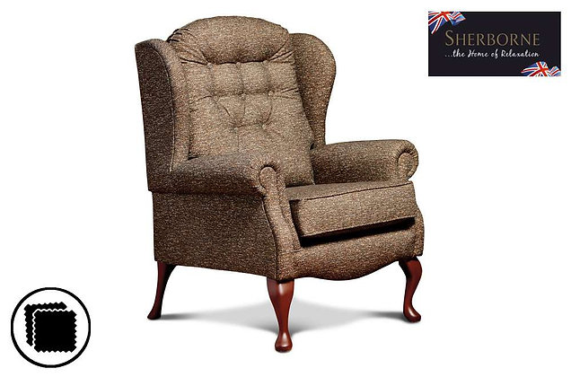 Sherborne Lynton Standard Fireside High Seat Chair