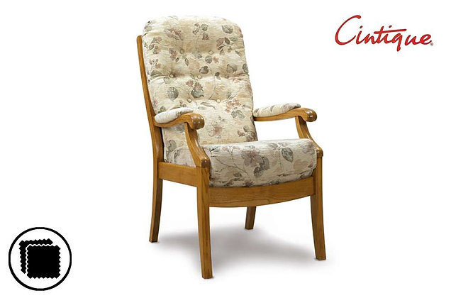 Cintique Winchester Large High Seat Chair