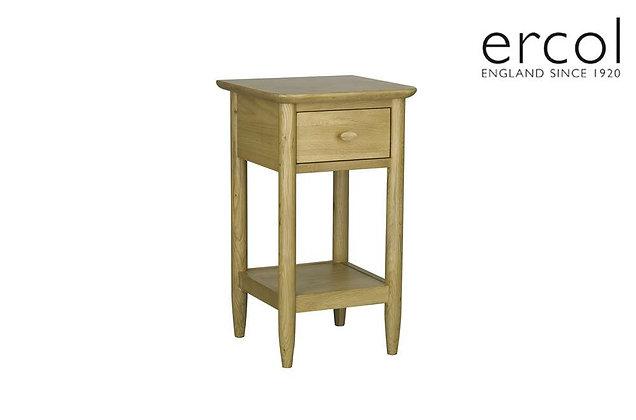 Ercol Teramo Compact Bedside Table