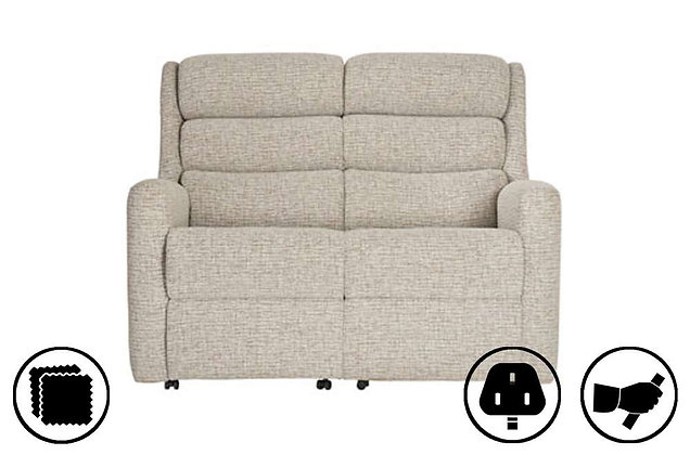Crete 2 Seater Recliner Sofa