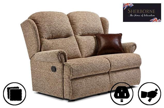 Sherborne Malvern Standard 2 Seater Recliner Sofa