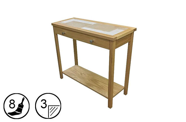 Bearstone Console Table