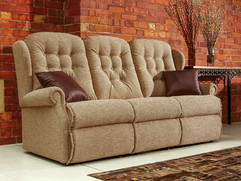 Sherborne Lynton Fabric 3 Seater Sofa   Gordon Busbridge Furniture   Hastings, Eastbourne, Seafrod, Bexhill, St Leonards on Sea