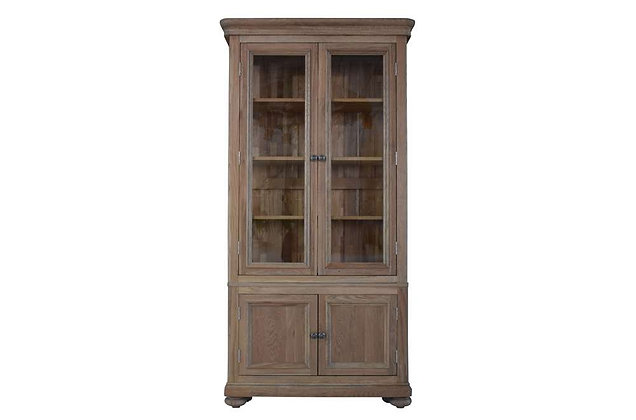 Heritage Glass Display Cabinet